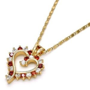 Gorgeous Loving Heart Necklace